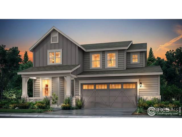 12838 Lake Port St, Firestone, CO 80504 (#947263) :: The Griffith Home Team