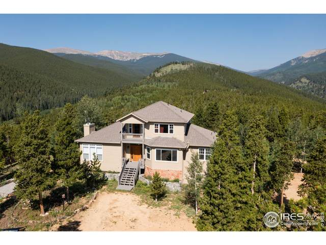 7130 County Road 43, Bailey, CO 80421 (MLS #947276) :: J2 Real Estate Group at Remax Alliance
