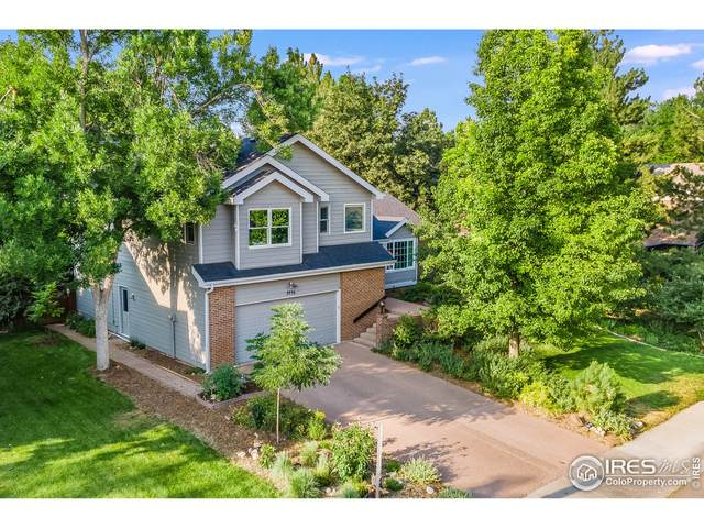 1916 Wallenberg Dr, Fort Collins, CO 80526 (MLS #947280) :: Downtown Real Estate Partners