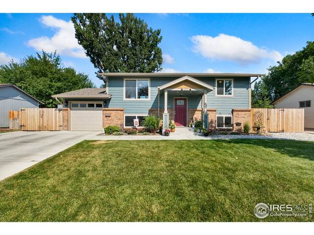 1644 33rd Ave, Greeley, CO 80634 (MLS #947282) :: J2 Real Estate Group at Remax Alliance