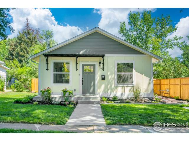 314 Edwards St, Fort Collins, CO 80524 (MLS #947284) :: Downtown Real Estate Partners