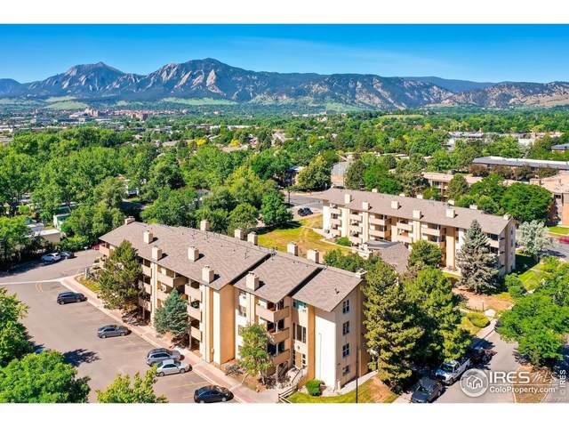 3030 Oneal Pkwy R-15, Boulder, CO 80301 (MLS #947288) :: Jenn Porter Group