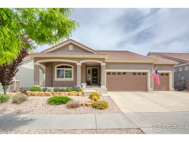 4659 Wildwood Way, Johnstown, CO 80534 (#947300) :: The Griffith Home Team