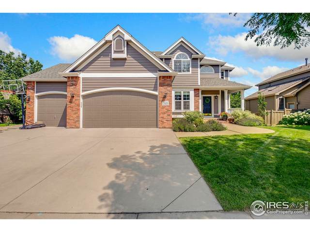 5926 Falling Water Dr, Fort Collins, CO 80528 (#947308) :: The Griffith Home Team