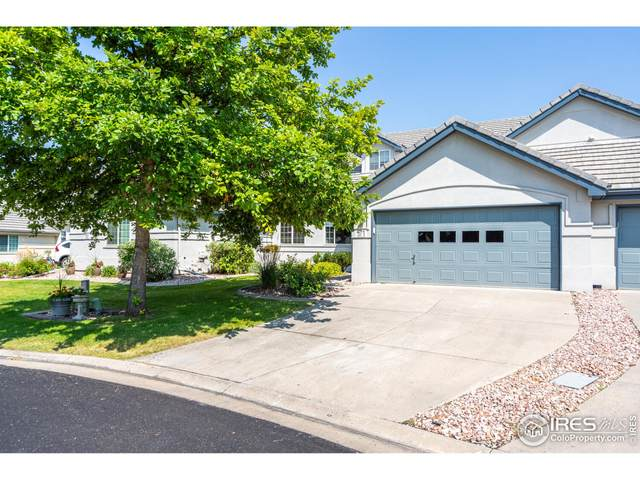 571 Clubhouse Dr, Loveland, CO 80537 (#947309) :: The Griffith Home Team