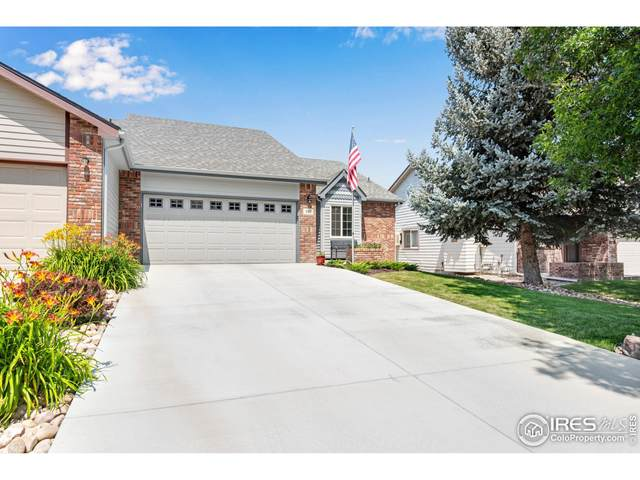 897 N 3rd St, Johnstown, CO 80534 (#947311) :: The Griffith Home Team