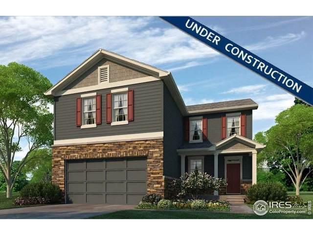 5346 Sandy Ridge Ave, Firestone, CO 80504 (#947312) :: The Griffith Home Team
