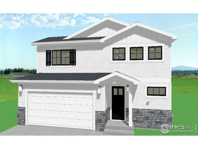 609 E Michigan Ave, Berthoud, CO 80513 (#947313) :: The Griffith Home Team