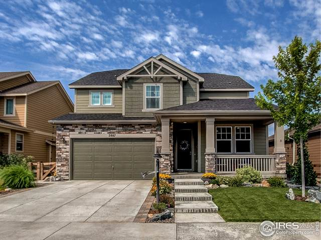 2887 Echo Lake Dr, Loveland, CO 80538 (MLS #947331) :: Downtown Real Estate Partners