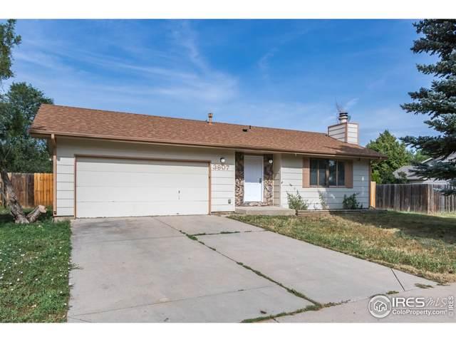 3907 Windom St, Fort Collins, CO 80526 (MLS #947334) :: J2 Real Estate Group at Remax Alliance