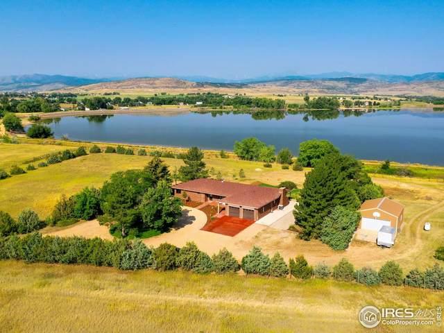 9203 Yellowstone Rd, Longmont, CO 80503 (#947338) :: iHomes Colorado