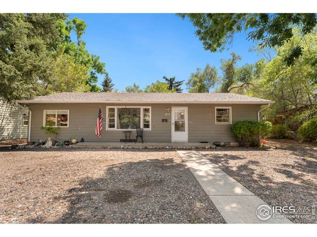 615 W Prospect Rd, Fort Collins, CO 80526 (MLS #947340) :: J2 Real Estate Group at Remax Alliance