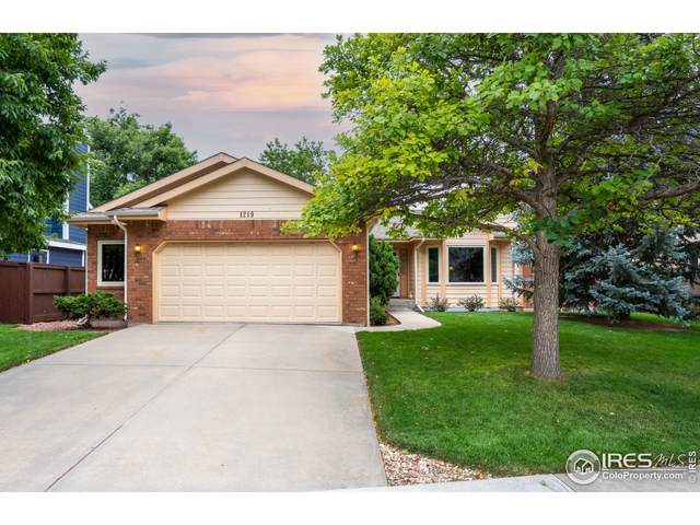 1219 Live Oak Ct, Fort Collins, CO 80525 (MLS #947344) :: J2 Real Estate Group at Remax Alliance