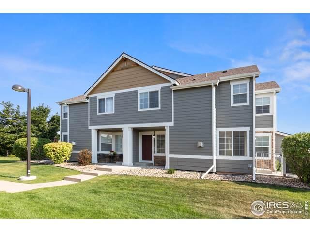 805 Summer Hawk Dr #87, Longmont, CO 80504 (MLS #947348) :: J2 Real Estate Group at Remax Alliance