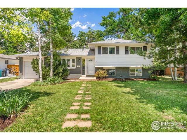 500 Cornell Ave, Fort Collins, CO 80525 (MLS #947349) :: J2 Real Estate Group at Remax Alliance