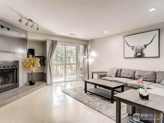 2805 Sundown Ln #201, Boulder, CO 80303 (MLS #947352) :: J2 Real Estate Group at Remax Alliance