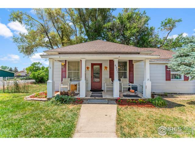 8311 3rd St, Wellington, CO 80549 (MLS #947374) :: J2 Real Estate Group at Remax Alliance