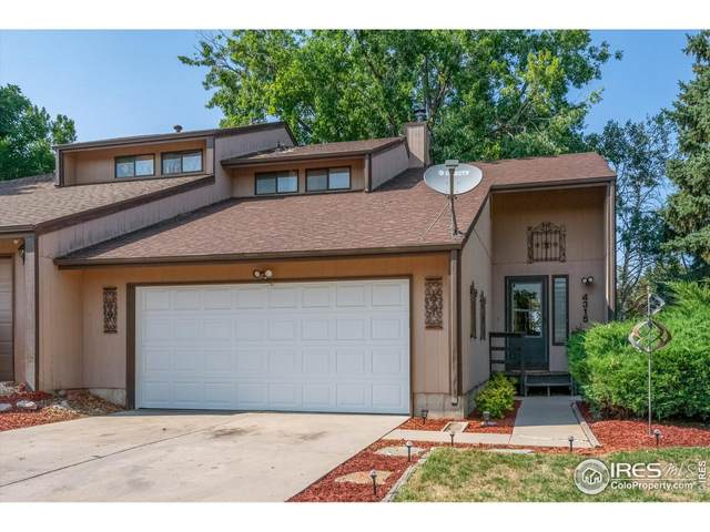 4315 W 9th St Rd, Greeley, CO 80634 (MLS #947375) :: Kittle Real Estate
