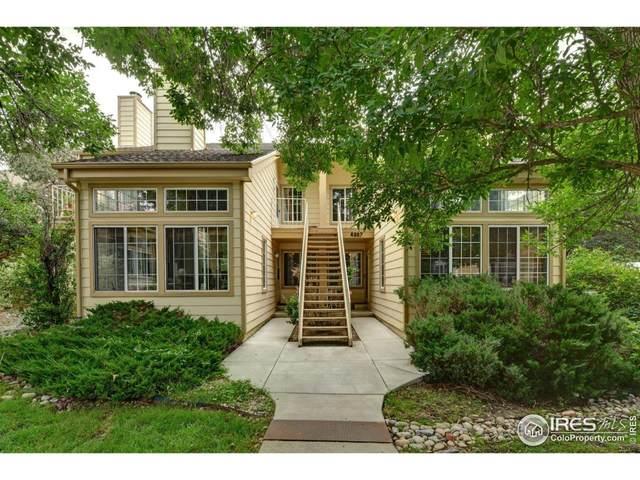 4887 White Rock Cir D, Boulder, CO 80301 (#947389) :: Mile High Luxury Real Estate
