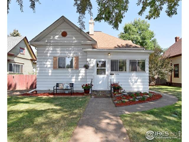 326 Peterson St, Fort Collins, CO 80524 (MLS #947390) :: J2 Real Estate Group at Remax Alliance