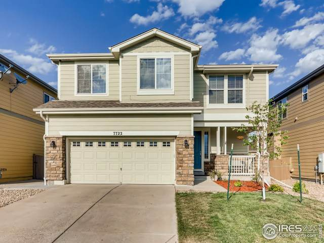 7722 S Jasper St, Englewood, CO 80112 (#947412) :: The Griffith Home Team