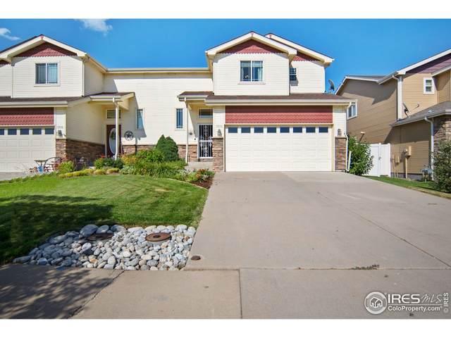 3310 Barbera St, Evans, CO 80634 (MLS #947418) :: Kittle Real Estate