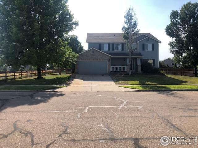 4825 Eagle Blvd, Frederick, CO 80504 (MLS #947420) :: J2 Real Estate Group at Remax Alliance