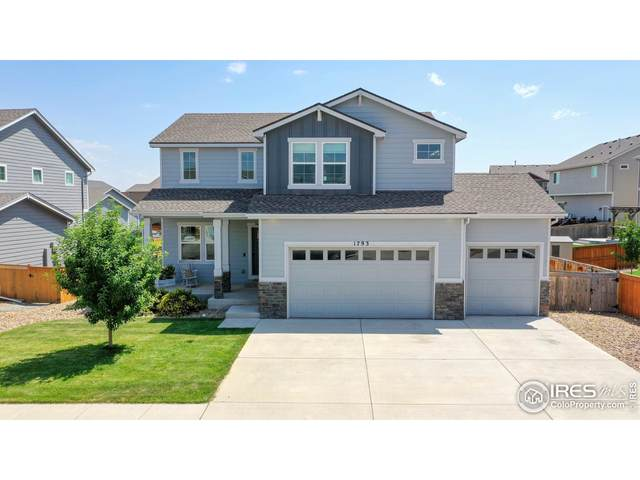 1793 Valley Brook Ln, Severance, CO 80550 (MLS #947428) :: Downtown Real Estate Partners