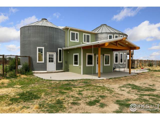 4140 E County Road 30, Fort Collins, CO 80528 (#947433) :: Hudson Stonegate Team