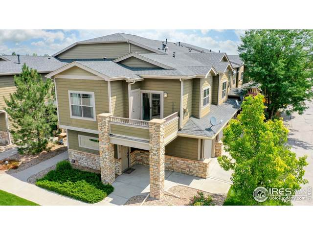 4101 Crittenton Ln #111, Wellington, CO 80549 (MLS #947434) :: J2 Real Estate Group at Remax Alliance