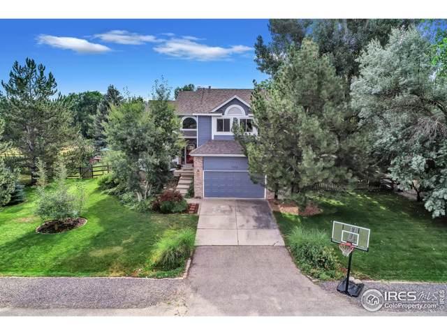 7344 Meadow Ln, Niwot, CO 80503 (MLS #947437) :: Find Colorado
