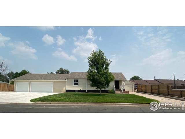 912 30th Ave Ct, Greeley, CO 80634 (MLS #947443) :: Stephanie Kolesar