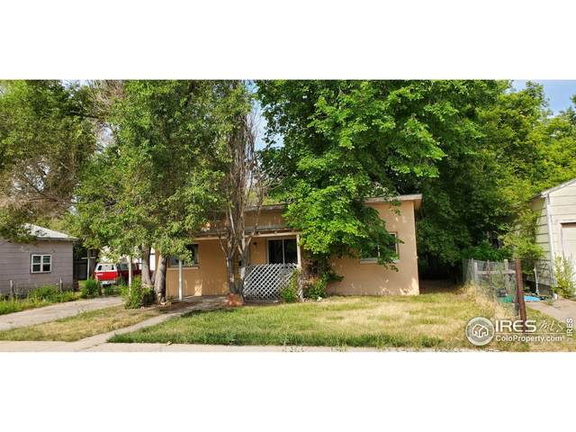 219 N 4th Ave, Sterling, CO 80751 (MLS #947446) :: Bliss Realty Group