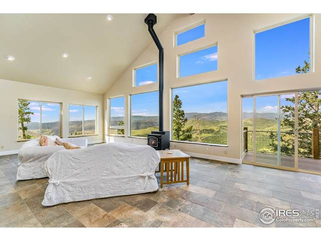 522 Black Bear Dr, Bellvue, CO 80512 (#947448) :: Mile High Luxury Real Estate