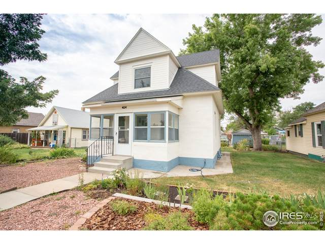 424 7th St, Greeley, CO 80631 (MLS #947449) :: Kittle Real Estate