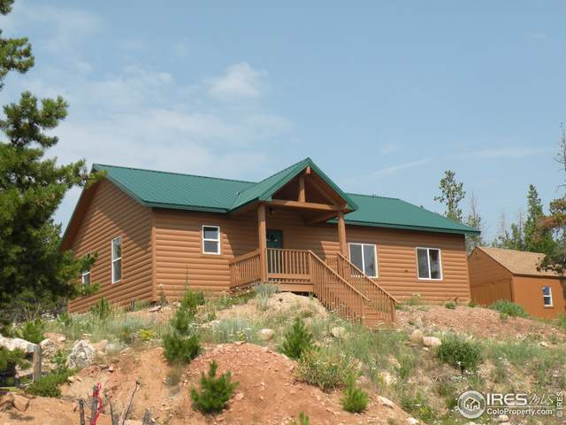 2094 Mosquito Dr, Red Feather Lakes, CO 80545 (MLS #947462) :: Kittle Real Estate