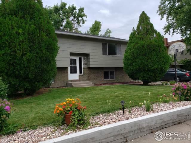 1908 31st St, Greeley, CO 80631 (MLS #947485) :: Kittle Real Estate