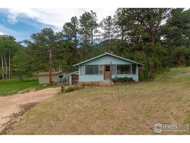 1352 Marys Lake Rd, Estes Park, CO 80517 (MLS #947490) :: J2 Real Estate Group at Remax Alliance