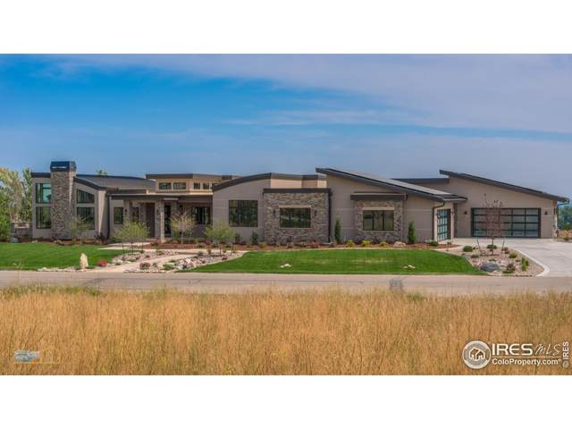 6782 Niwot Hills Dr, Niwot, CO 80503 (MLS #947494) :: The Sam Biller Home Team