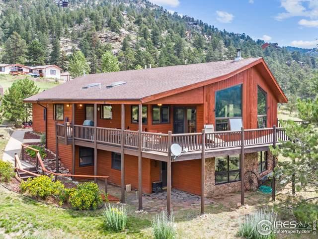 260 Meadowview Dr, Estes Park, CO 80517 (#947499) :: The Griffith Home Team