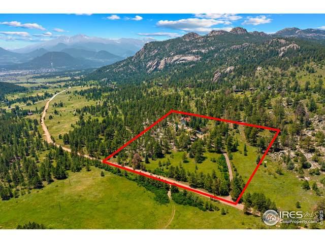 2115 Mcgraw Ranch Rd, Estes Park, CO 80517 (MLS #947503) :: Tracy's Team