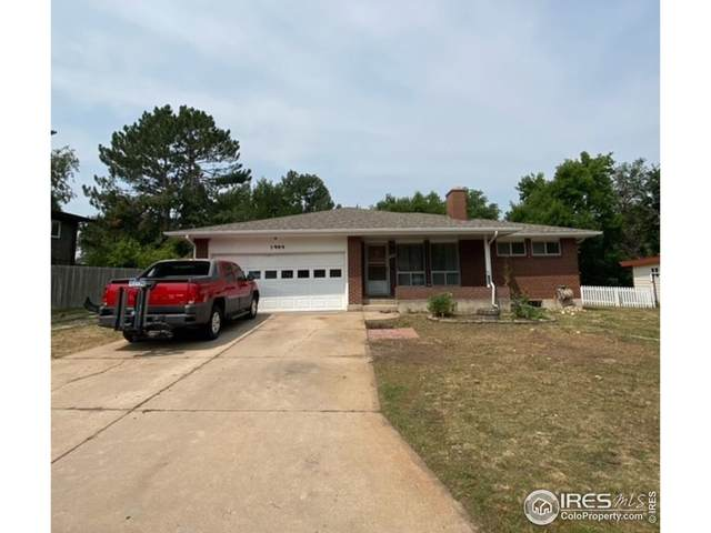 1949 23rd Ave Ct, Greeley, CO 80634 (MLS #947523) :: Downtown Real Estate Partners