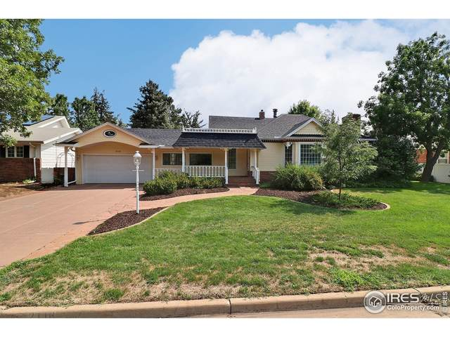 2116 20th St, Greeley, CO 80631 (MLS #947532) :: Downtown Real Estate Partners