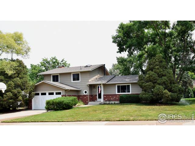 1928 43rd Ave, Greeley, CO 80634 (MLS #947536) :: Downtown Real Estate Partners