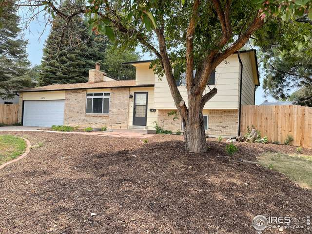 1731 31st Ave, Greeley, CO 80634 (MLS #947538) :: Downtown Real Estate Partners