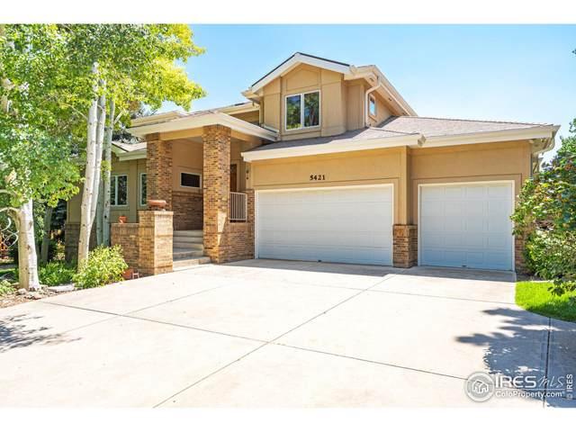 5421 Taylor Ln, Fort Collins, CO 80528 (#947544) :: James Crocker Team
