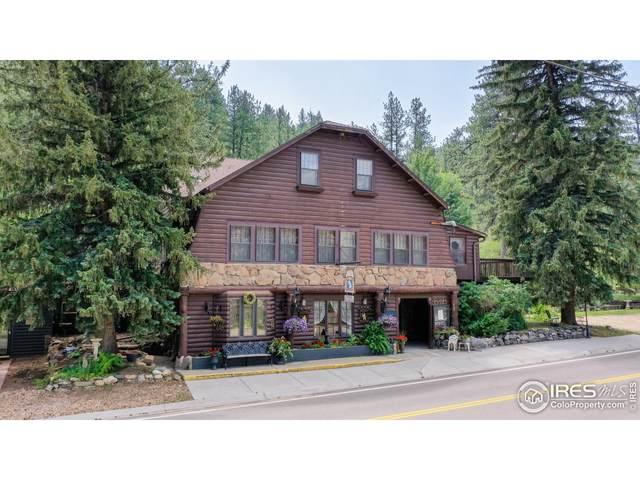 7468 County Road 43, Glen Haven, CO 80532 (#947551) :: iHomes Colorado