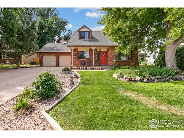 825 Columbia Rd, Fort Collins, CO 80525 (#947555) :: The Griffith Home Team