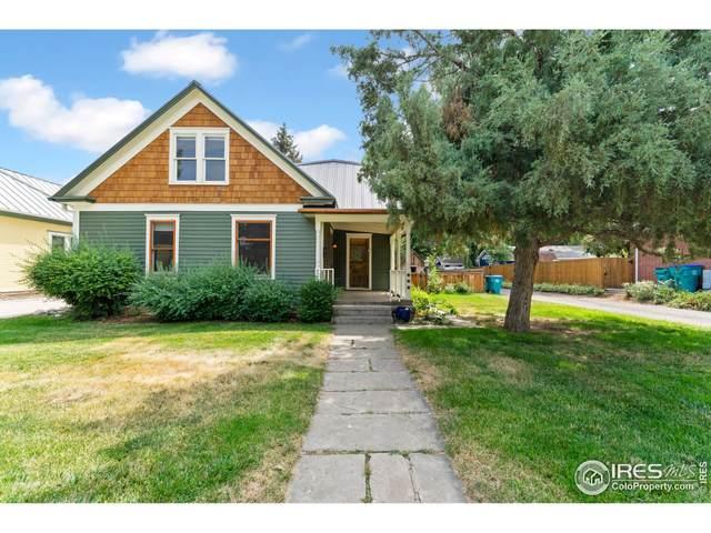116 N Grant Ave, Fort Collins, CO 80521 (#947562) :: James Crocker Team