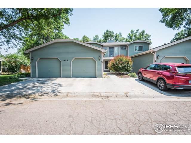 935 E Prospect Rd C, Fort Collins, CO 80525 (#947564) :: James Crocker Team